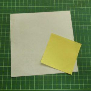 や 刀 ば い つの きめ 折り紙